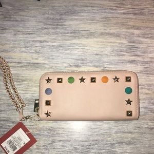 Brand New Wallet with Wristlet